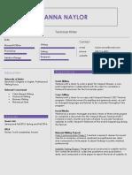 resumeFINAL (Autosaved)