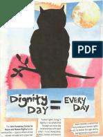 Dignity Zine
