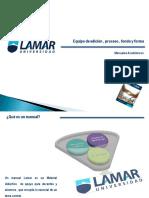 Estructura y Elaboración de MA 2017 DOCENTES