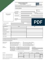 IYLSP2017 - Formulir Pendaftaran