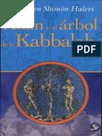 Adan y El Arbol de La Kabbalah Zev Ben Shimon Halevi