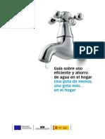 Agua Hogar m5guia