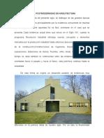 La Postmodernidad en Arquitectura - Copia