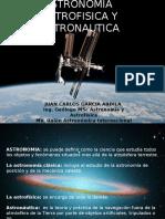 Astronomia Rosario