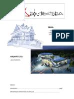 Trabajo Final de Arquitectura