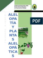 Alelopata y Plantas Alelopticas-monografa