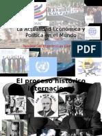 Actualidad Política y Económica