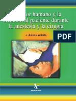 El Factor Humano y La Atención Al Paciente Durante La Anestesia