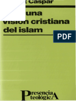 Caspar Robert Para Una Vision Cristiana Del Islam