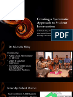 wre-creating a systematic approach to student intervention  5