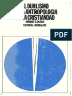 El Dualismo de La Antropologia de La Cristiandad