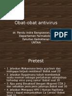 Dr. Pandu- Obat-obat Antivirus