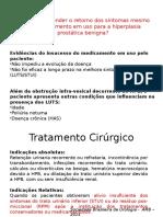 Tratamento Cirúrgico HPB