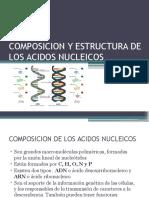 Composicion y Estructura de