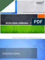 Ecologia Urbana - Aula 01_and