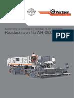 W_brochure_WR4200_0411_ES (1)