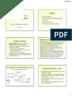 Survey Radiobiology 2012