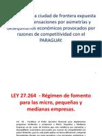 LEY 27264