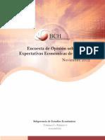 Encuesta Expe Econ11 2012