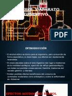 Alcohol y