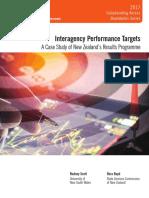 Interagency Performance Targets(1)