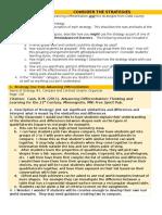 p alexander vaneaton consider the strategies document revised