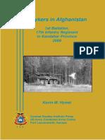 Stryker Sin Afghanistan
