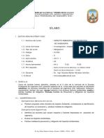 Silabo Impacto Ambiental 2017 I POR COMPETENCIAS