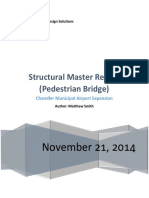 2 Pedestrian Bridge Master Report