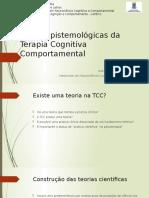 Epistemologia Da TCC