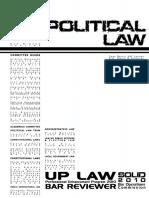 Political Law 2010