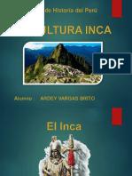 Trabajo Ardey - Los Incas