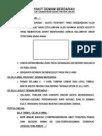 Chart Penyuluhan Dhf