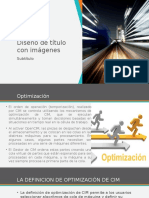 Proyecto Cim Denition Optimi