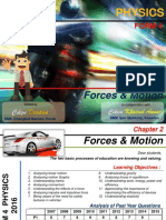 2 Forces and Motion S
