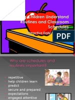 helping children understand routines  2   1