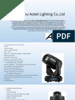 aolait stage lighting