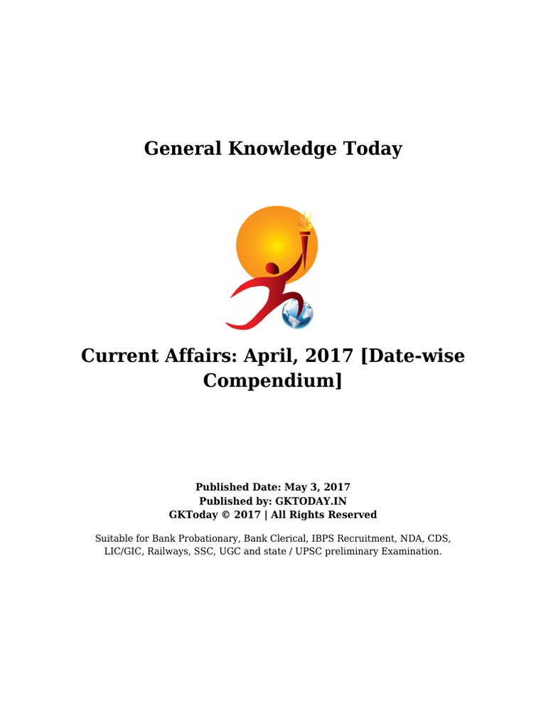 General Knowledge Today April 2017 | Bangladesh | Business