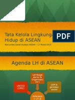 Rezim Lingkungan Hidup Di ASEAN
