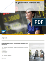 SAP Master Data Governance for Financial Data – Overview