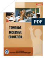 15 IEDC Towards Inclusive Education for Teacher IEDC 2010