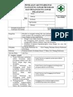 Sop Penilaian Akuntabilitas Penanggung Jawab Program Dan Penanggung Jawab Pelayanan
