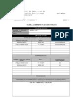 Planilla Registro Publico de Prestadores - La Onda2
