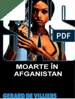 025. Gerard de Villiers - [SAS] - Moarte in Afganistan v.1.0.doc