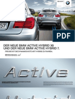 Active Hybrid x6 7series Catalogue