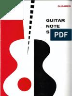 Shearer Guitar Note Speller