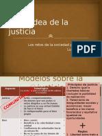 De La Idea de La Justicia