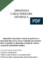 Curs Impozite Caract Gen