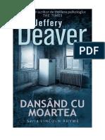 Jeffery Deaver - [Lincoln Rhyme] 02 Dansand Cu Moartea #1.0-5