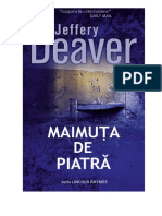 Jeffery Deaver - [Lincoln Rhyme] 04 Maimuta de Piatra #2.0-5